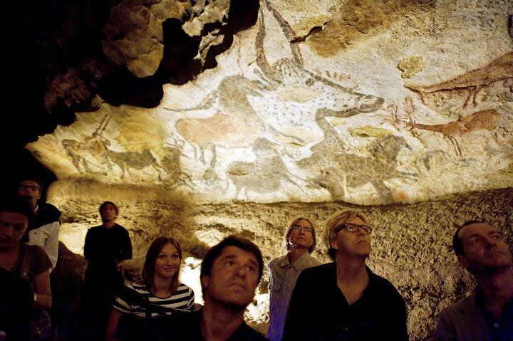 Lascaux cave paintings - bygone tourist attractions