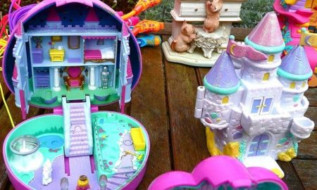 Polly Pockets, household items