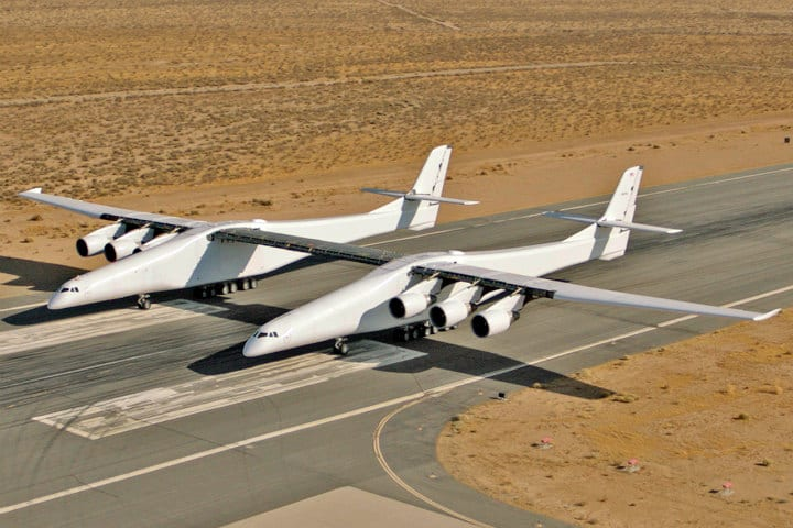 Scales Composites Model 351 Stratolaunch