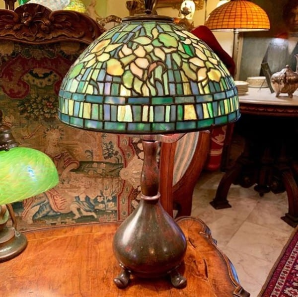 Tiffany Lamp,