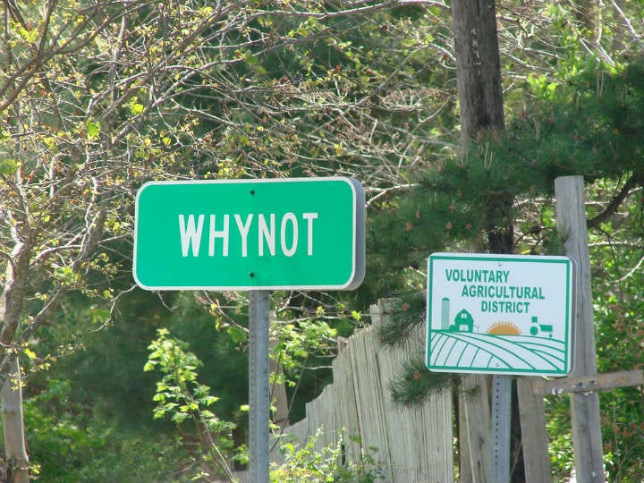 Whynot North Carolina