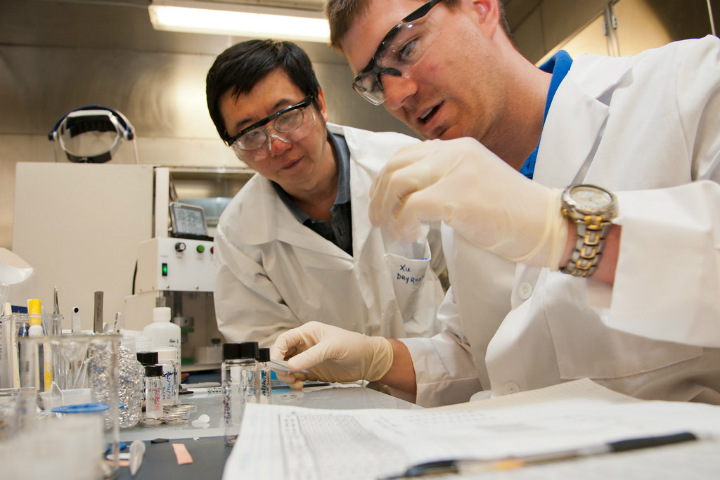 scientists experiment mysterious illness