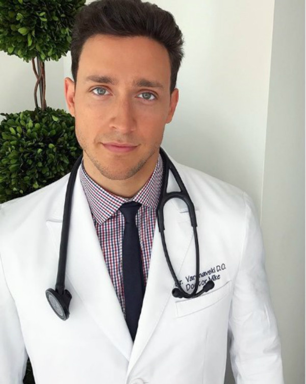 famous doctor
