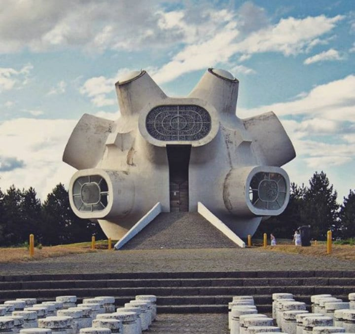 makedonium north macedonia communist relics
