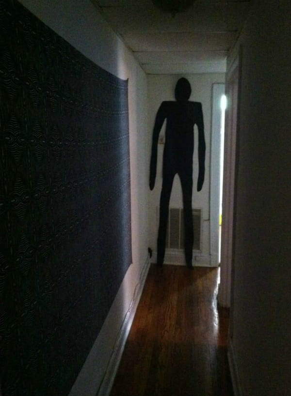 shadow man scary pranks