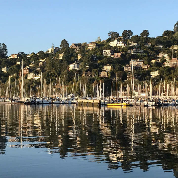 Tiburon California richest towns
