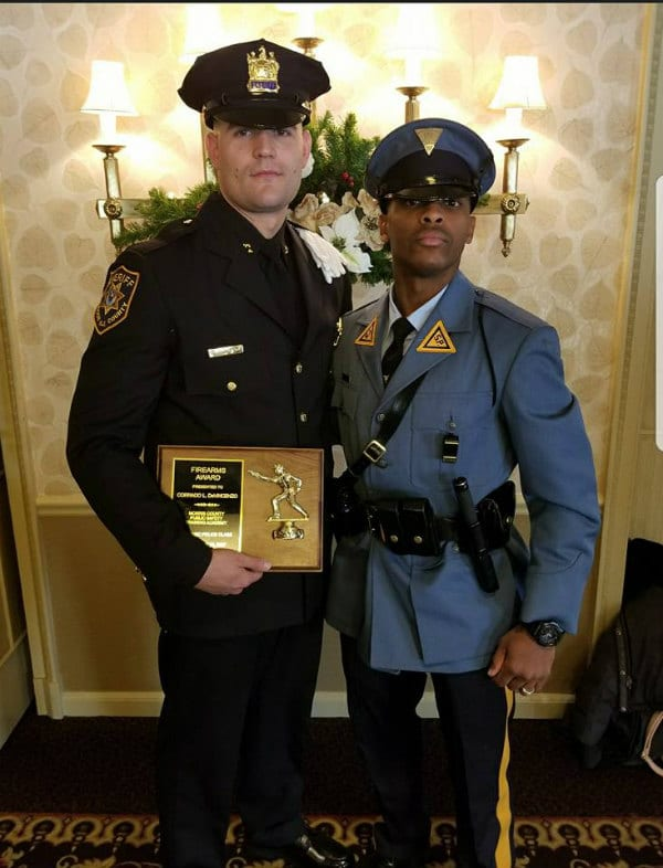 new jersey cop delivered baby