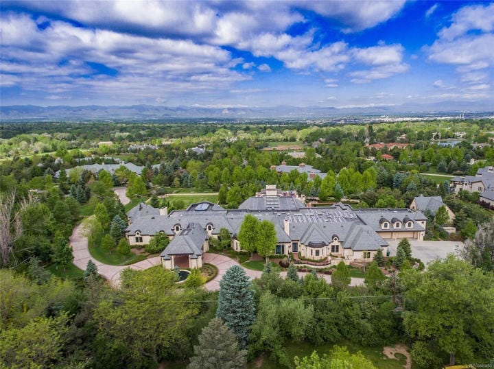 Cherry Hills Village Colorado richest towns