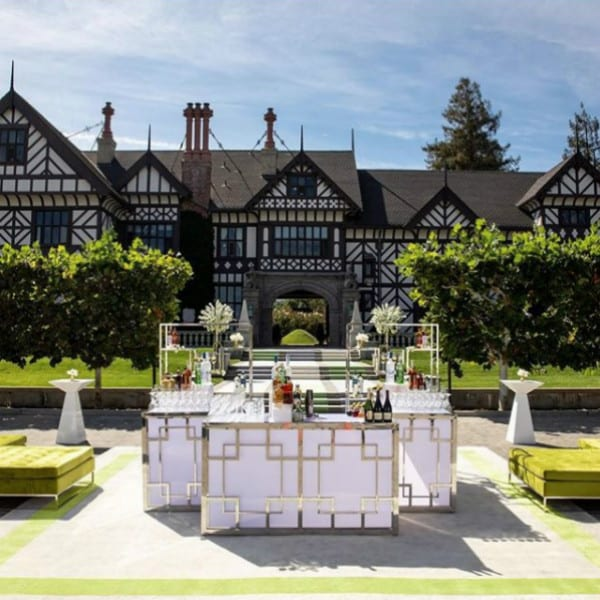 Los Altos Hills mansion - richest towns