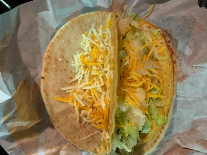 Taco Bell worst fast food
