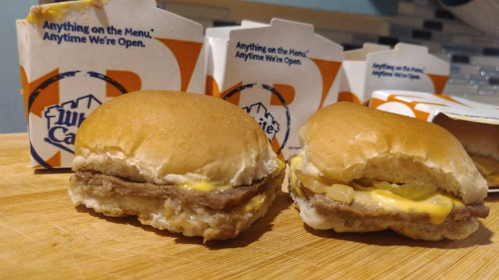 White Castle worst fast food