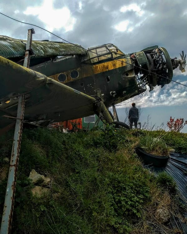 ireland west cork plane wrecks