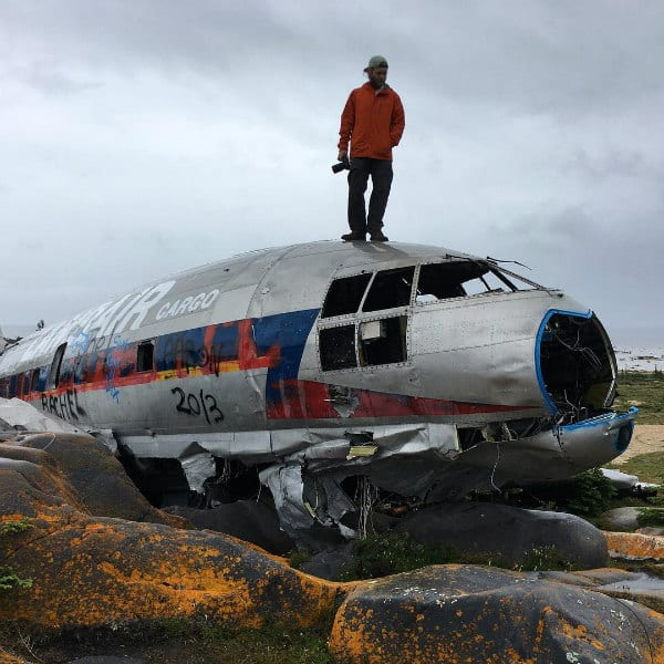 churchill manitoba plane wrecks