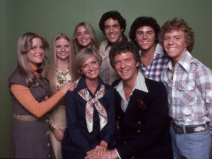 Mike Brady, TV show characters