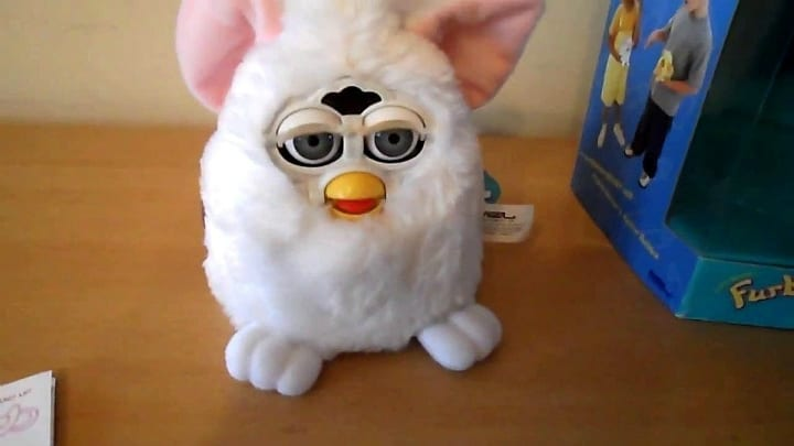 furby toys household