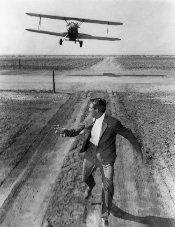 north by northwest hollywood suburbia suburbs boonies retro vintage popular slang