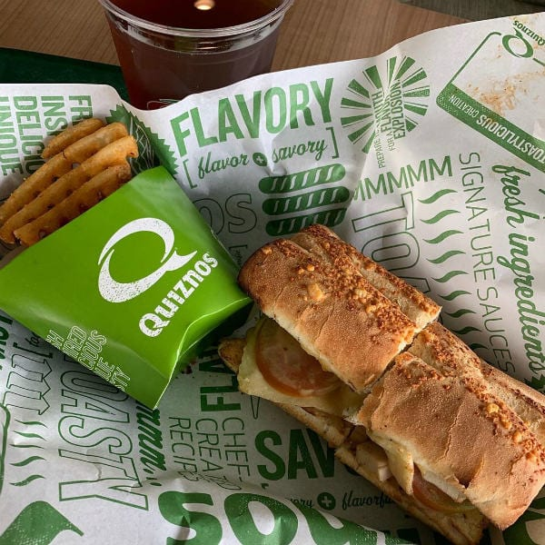 quiznos subs sandwiches restaurants closing
