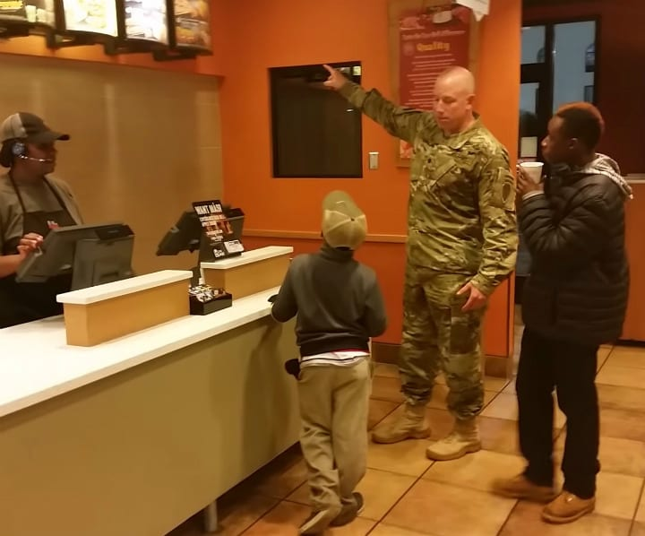 taco bell army ranger