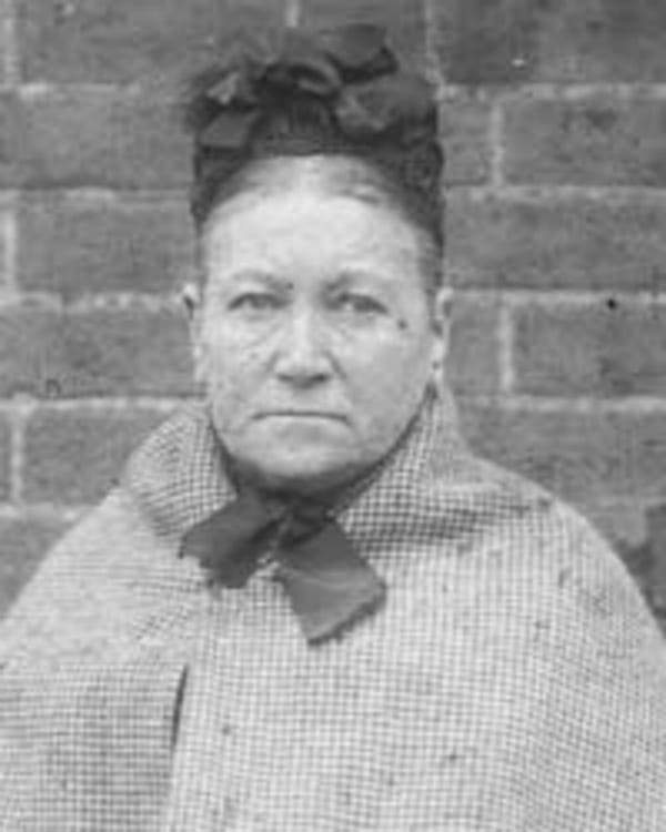 Amelia Dyer, last words