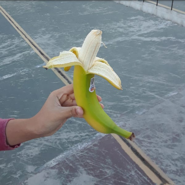 Banana peel household items using wrong