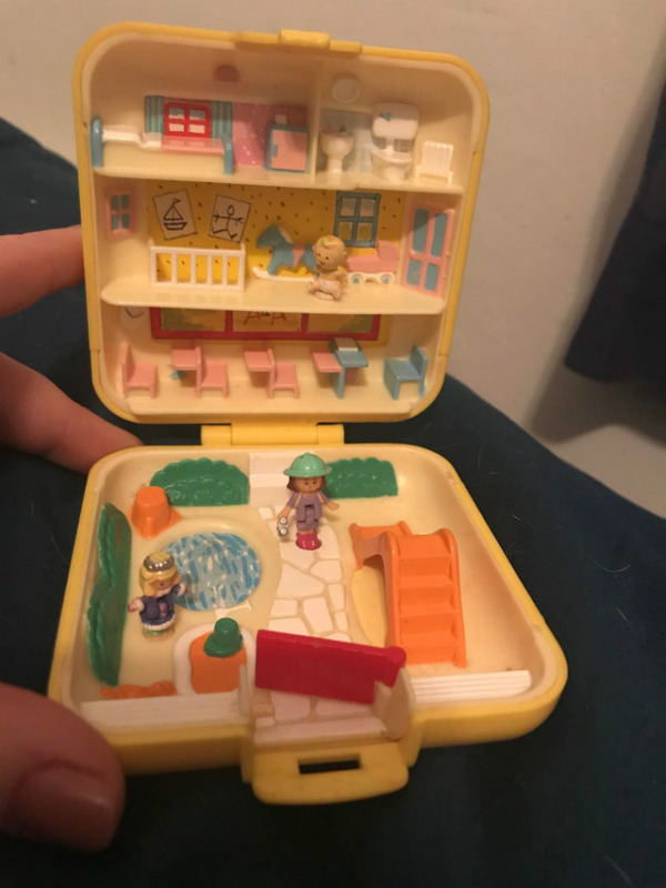 Polly Pocket antiques