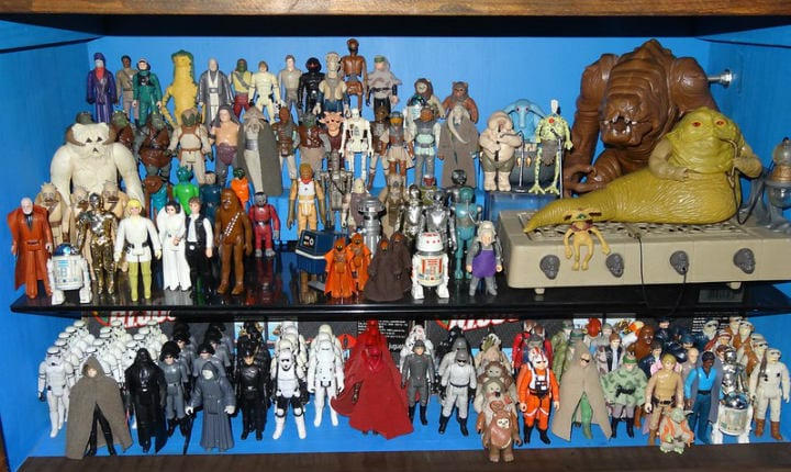 Star Wars antiques