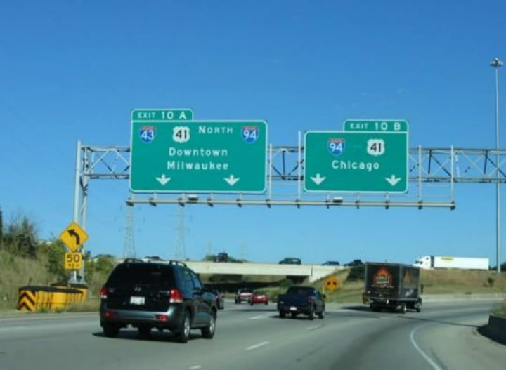 highway signs household items using wrong