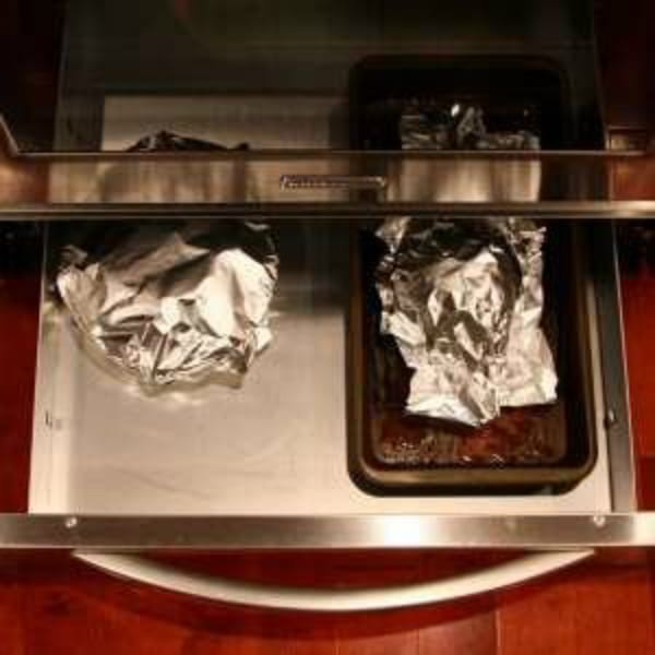 warming drawer household items using wrong