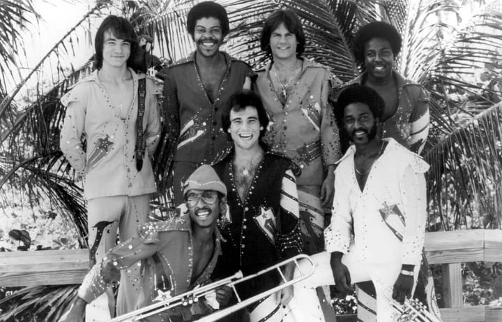 I'm Your Boogie Man KC & The Sunshine Band