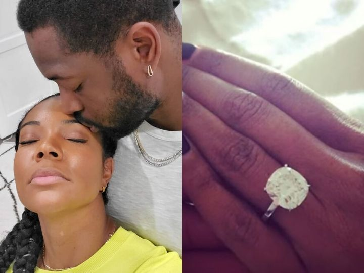 Dwyane Wade, Gabrielle Union, engagement ring, expensive