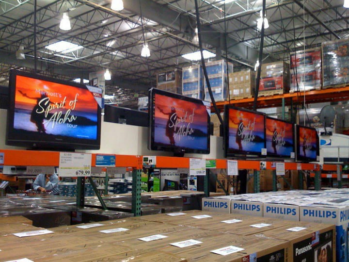 Electronics costco deals