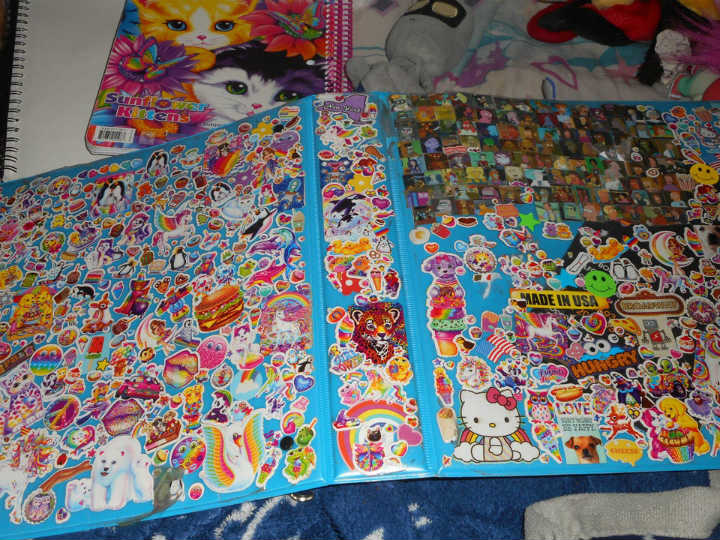 Lisa Frank kids will never understand