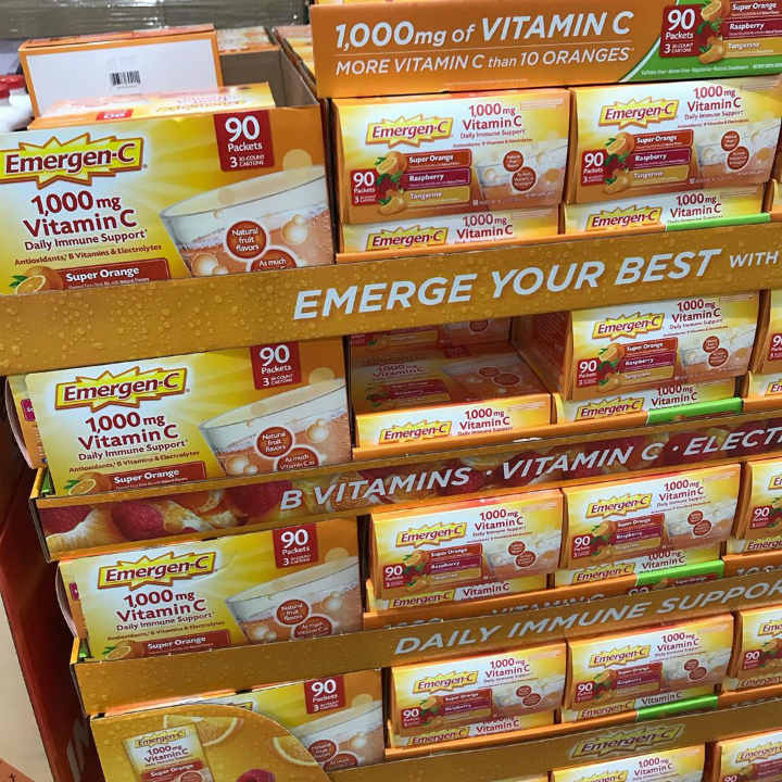 Vitamins costco deals