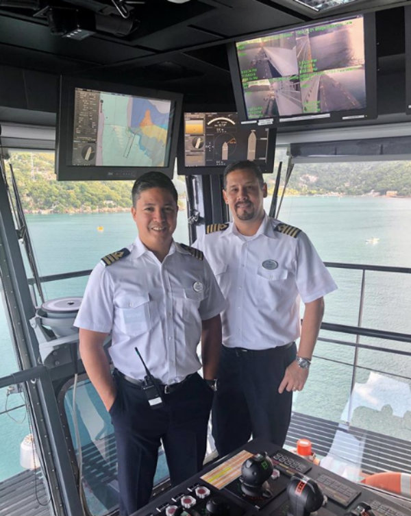 Cruise Ship Workers