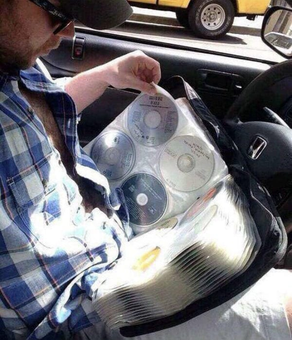 cd folder kids will never understand