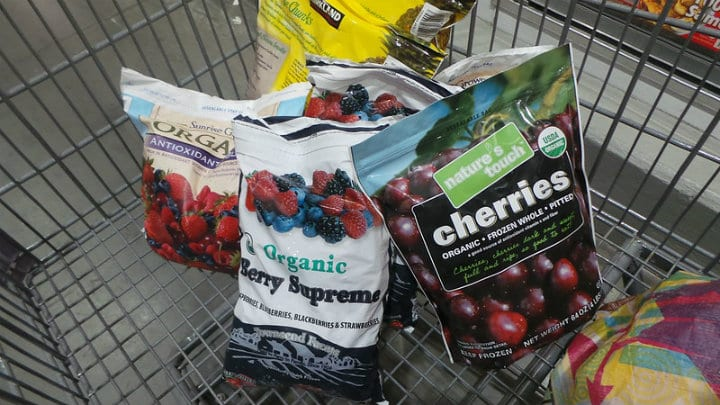 frozen fruit costco deals