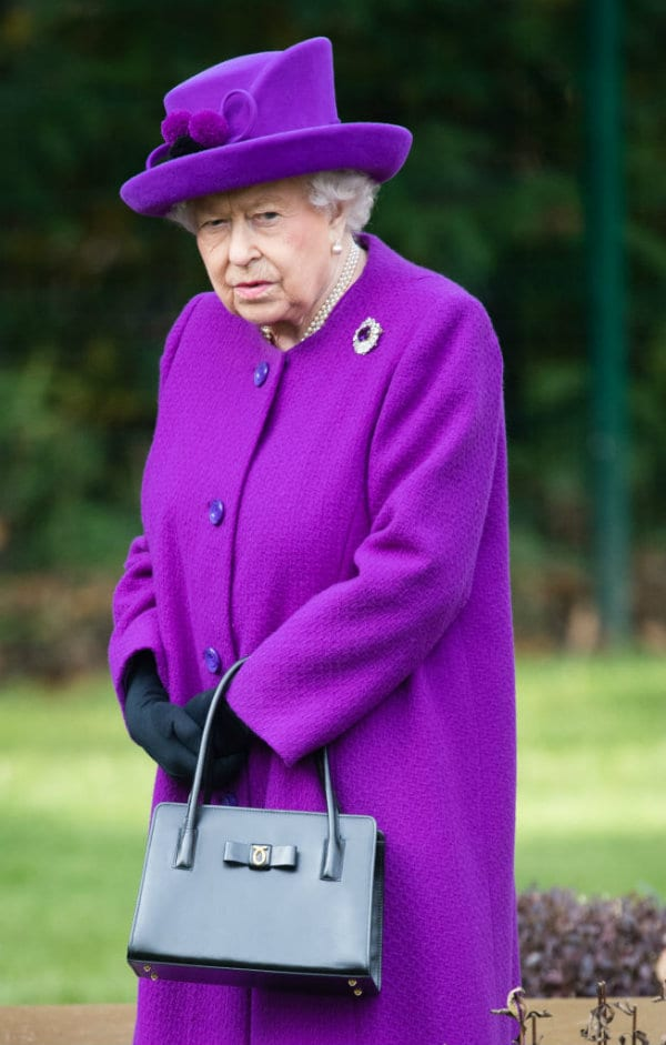handbag Queen Elizabeth possessions