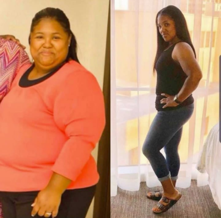 Change Her Life, weight loss