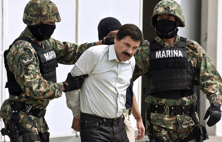 El Chapo prison escapes