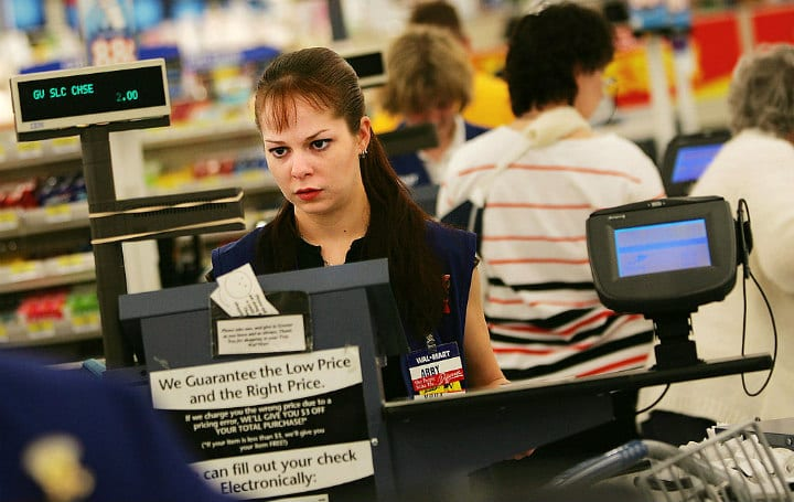 obsolete jobs dying jobs cashier