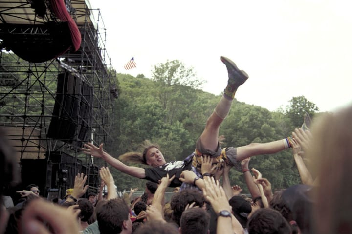 Lollapalooza music festivals