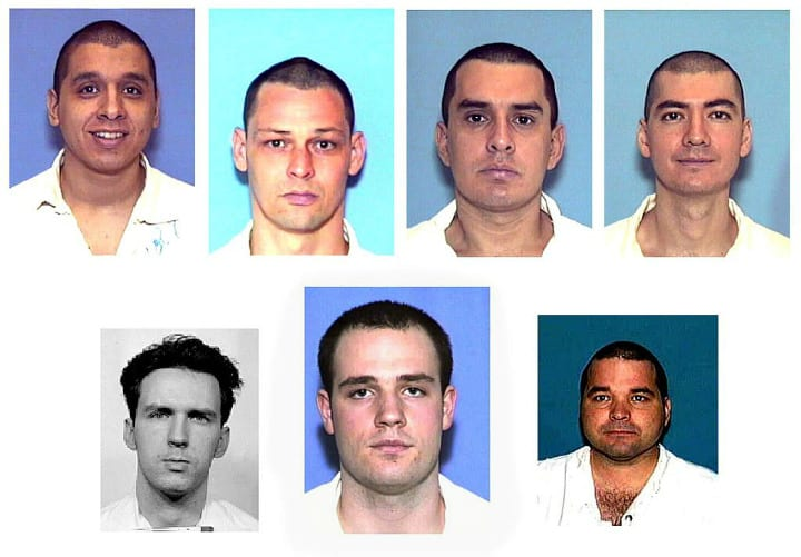 Texas 7 prison escapes