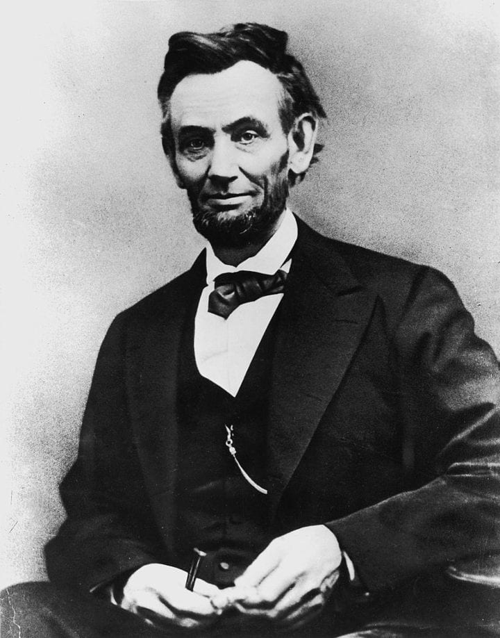 President Lincoln highest IQ