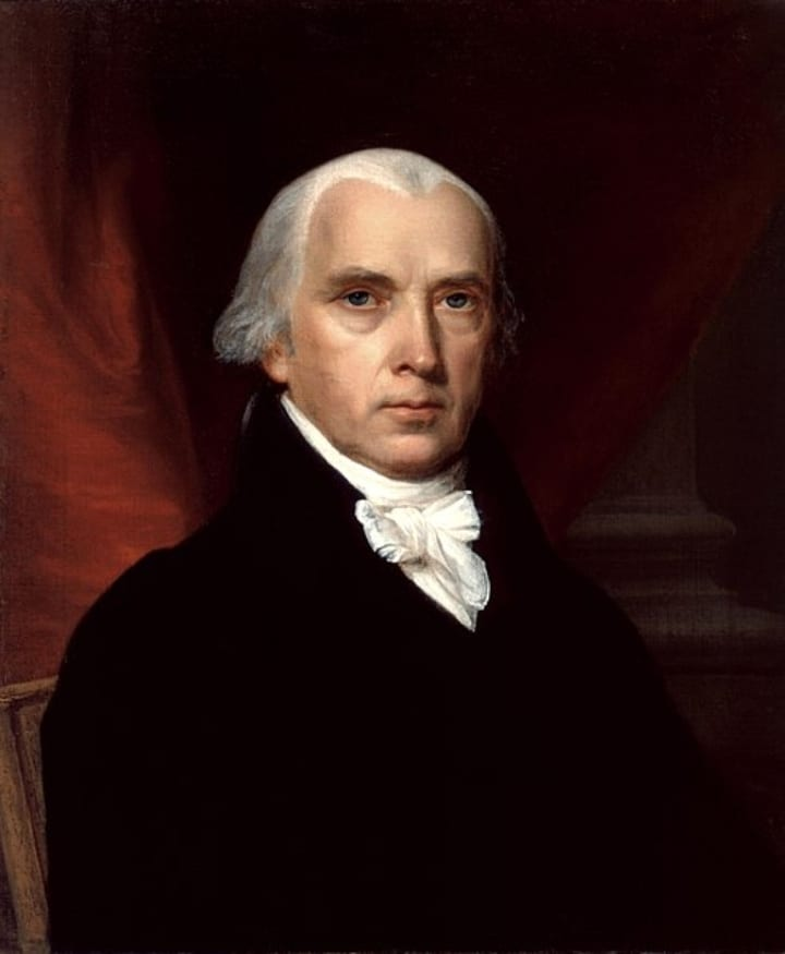 President Madison highest IQ