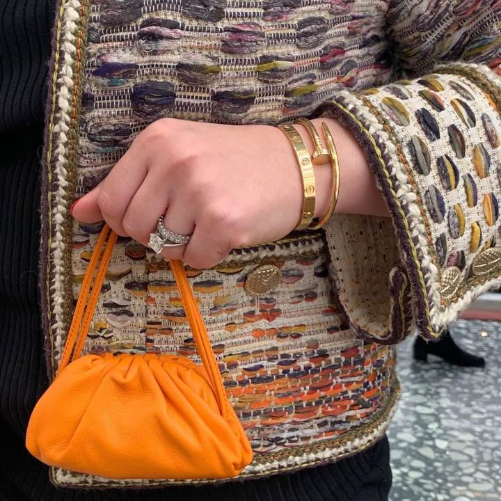 Tiny purse trends