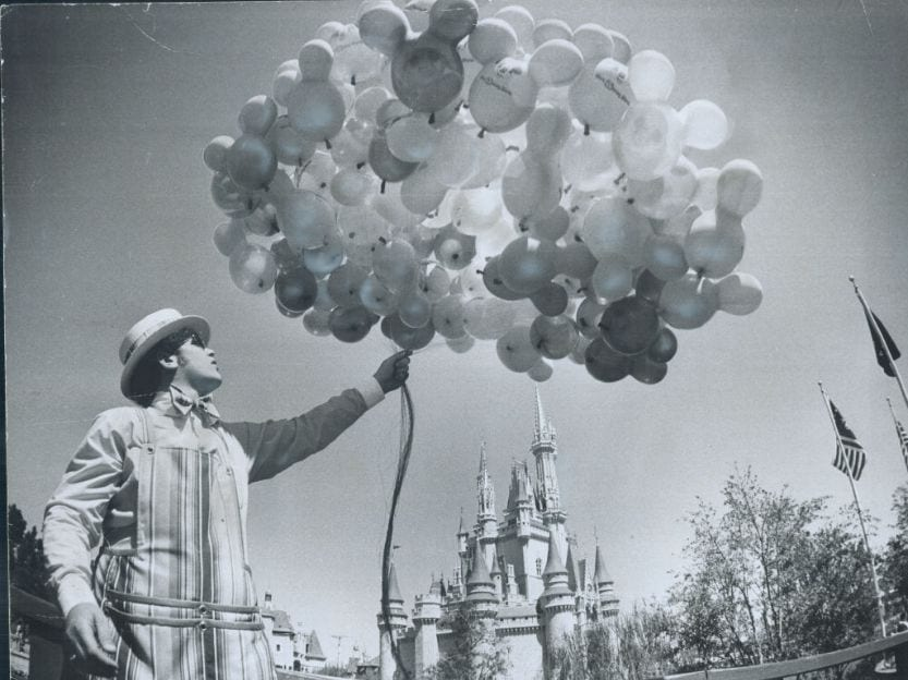 Old Disney World