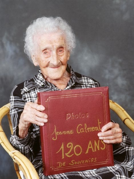World's Oldest Woman