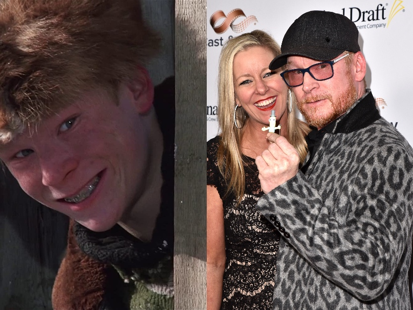 Zack Ward in A Christmas story