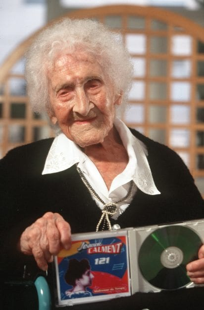 Oldest Woman CD