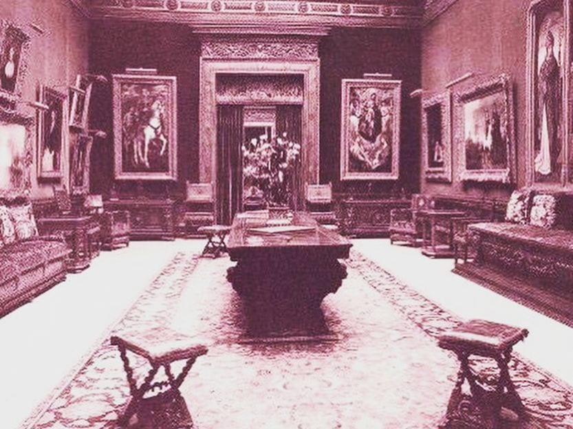 Lynnewood hall private gallery